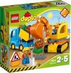 LEGO® DUPLO 10812 Bagger & Lastwagen