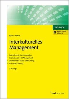 Interkulturelles Management - Blom, Herman; Meier, Harald