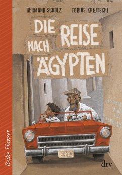 Die Reise nach Ägypten - Schulz, Hermann