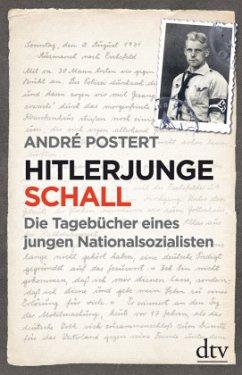 Hitlerjunge Schall - Postert, André