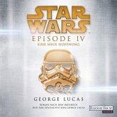 Star Wars(TM) - Episode IV - Eine neue Hoffnung / Star Wars Bd.5 (1 MP3-CD)