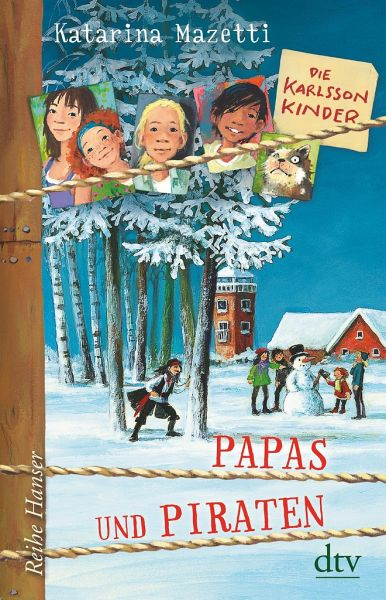 Buch-Reihe Die Karlsson-Kinder von Katarina Mazetti