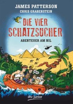 Abenteuer am Nil / Die vier Schatzsucher Bd.2 - Patterson, James; Grabenstein, Chris