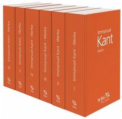 Werke in sechs Bänden - Kant, Immanuel