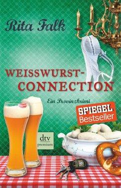 Weißwurstconnection / Franz Eberhofer Bd.8 - Falk, Rita