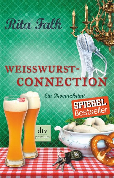 Weißwurstconnection / Franz Eberhofer Bd.8 - Falk, Rita