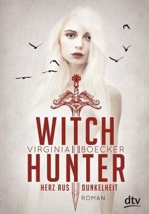 Buch-Reihe Witch Hunter