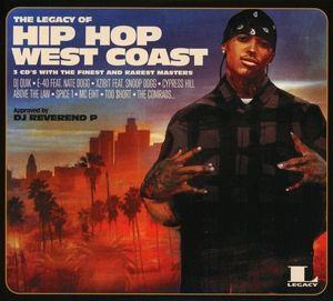 the legacy of hip hop west coast auf audio cd portofrei. Black Bedroom Furniture Sets. Home Design Ideas