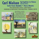 Springtime In Fünen/Suite From Aladdin/3 Motets