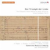 Der Triumph Der Liebe-Werke Für Männerchor Vol.2
