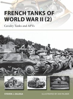French Tanks of World War II (2) (eBook, PDF) - Zaloga, Steven J.