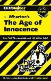 CliffsNotes on Wharton's The Age of Innocence (eBook, ePUB)