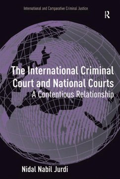 The International Criminal Court and National Courts (eBook, ePUB)