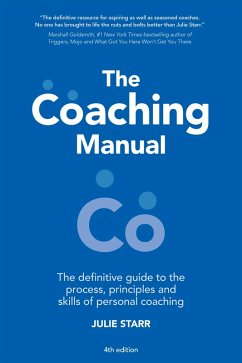 Coaching Manual (eBook, PDF) - Starr, Julie