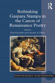 Rethinking Gaspara Stampa in the Canon of Renaissance Poetry (eBook, PDF)