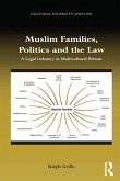 Muslim Families, Politics and the Law (eBook, PDF)