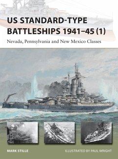 US Standard-type Battleships 1941-45 (1) (eBook, PDF) - Stille, Mark