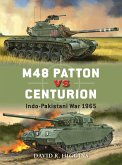M48 Patton vs Centurion (eBook, PDF)