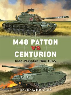 M48 Patton vs Centurion (eBook, PDF) - Higgins, David R.