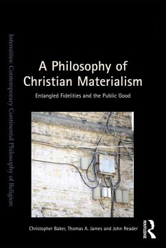 A Philosophy of Christian Materialism (eBook, PDF)