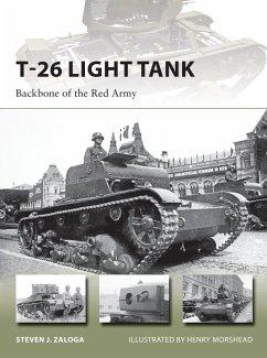 T-26 Light Tank (eBook, PDF) - Zaloga, Steven J.