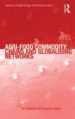 Agri-Food Commodity Chains and Globalising Networks (eBook, ePUB)