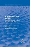 A Victorian Art of Fiction (eBook, ePUB)