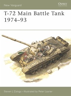 T-72 Main Battle Tank 1974-93 (eBook, PDF) - Zaloga, Steven J.