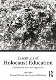 Essentials of Holocaust Education (eBook, PDF)
