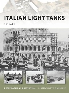 Italian Light Tanks (eBook, PDF) - Cappellano, Filippo; Battistelli, Pier Paolo