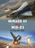 Mirage III vs MiG-21 (eBook, PDF)