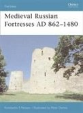 Medieval Russian Fortresses AD 862-1480 (eBook, PDF)