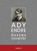 Ady Endre összes novellái I. kötet (eBook, ePUB)