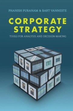 Corporate Strategy (eBook, PDF)