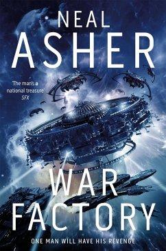 War Factory (eBook, ePUB) - Asher, Neal