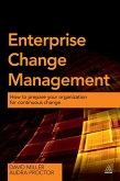 Enterprise Change Management (eBook, ePUB)