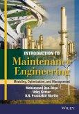 Introduction to Maintenance Engineering (eBook, ePUB)