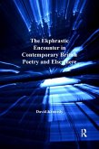 The Ekphrastic Encounter in Contemporary British Poetry and Elsewhere (eBook, PDF)