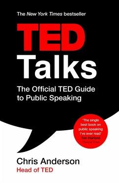 TED Talks (eBook, ePUB) - Anderson, Chris
