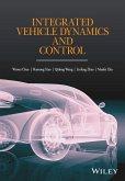 Integrated Vehicle Dynamics and Control (eBook, ePUB)