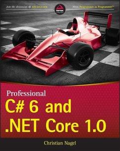 Professional C# 6 and .NET Core 1.0 (eBook, PDF) - Nagel, Christian