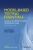 Model-Based Testing Essentials - Guide to the ISTQB Certified Model-Based Tester (eBook, ePUB)