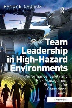 Team Leadership in High-Hazard Environments
