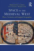 Space in the Medieval West (eBook, ePUB)