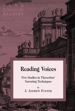 Reading Voices (eBook, PDF) - Foster, J. Andrew