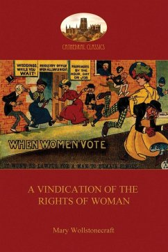 A Vindication of the Rights of Woman (Aziloth Books)