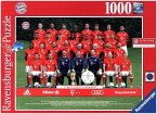 FC Bayern Saison 2016/17 (Puzzle)