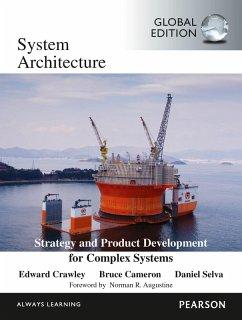 Systems Architecture, eBook, Global Edition (eBook, PDF) - Cameron, Bruce; Crawley, Edward; Selva, Daniel