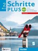Schritte plus Neu 2 - Österreich. Kursbuch + Arbeitsbuch mit Audio-CD zum Arbeitsbuch