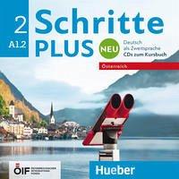 Schritte plus Neu 2 - Österreich. 2 Audio-CDs zum Kursbuch